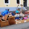 Вывезти старую мебель из квартиры на свалку.  вывоз старой мебел