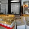 Перевозка холодильных шкафов и горок с погрузкой-выгрузкой.